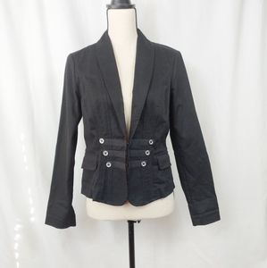 CAbi #329 Military Black Jacket S